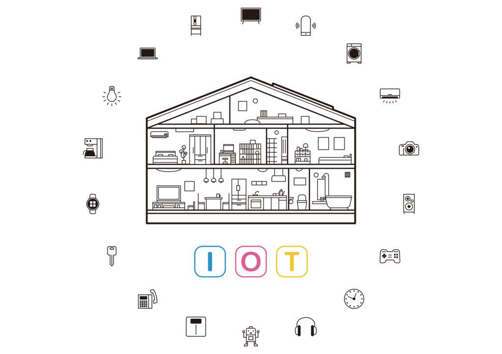 2019年不動産業界におけるIoT導入の活用方法やメリット