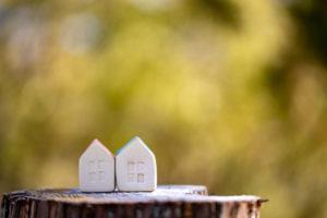 冬の家屋イメージ