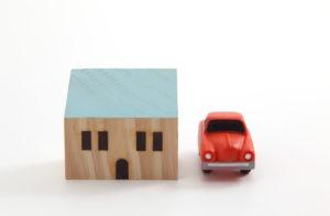 車と家 イメージ