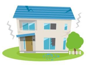 住宅(地震被害)