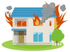 住宅(火災被害)