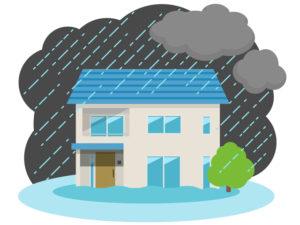 住宅(水災被害)