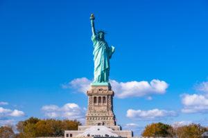 《ニューヨーク》自由の女神・アメリカ