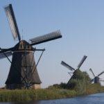 オランダ 旅行 キンデルダイク