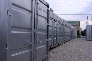 トランクルーム コンテナ 貸し倉庫の写真
